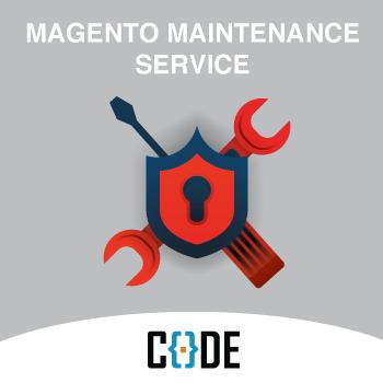 Magento 2 Maintenance