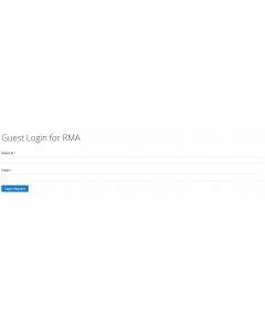 Magento 2 Return Request (RMA)